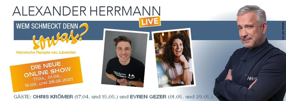 Alexander Herrmann Stream