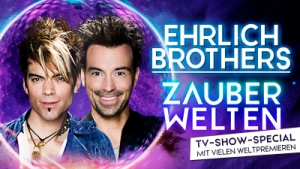 ZAUBERWELTEN - TV Show Special mit neuen Weltpremieren