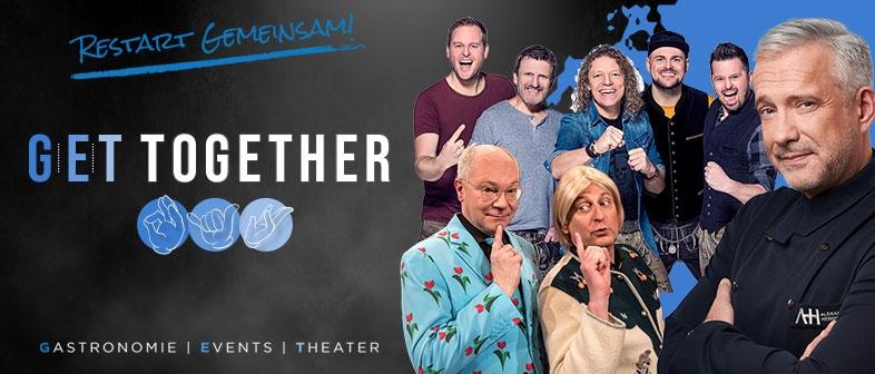 G.E.T. - Together - Gemeinsam durchstarten