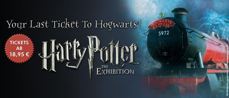 Harry Potter The Exhibition Koln Tickets Fur Die Ausstellung In Koln