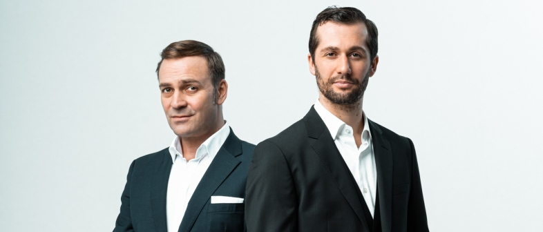 Stefan Leonhardsberger & Martin Schmid
