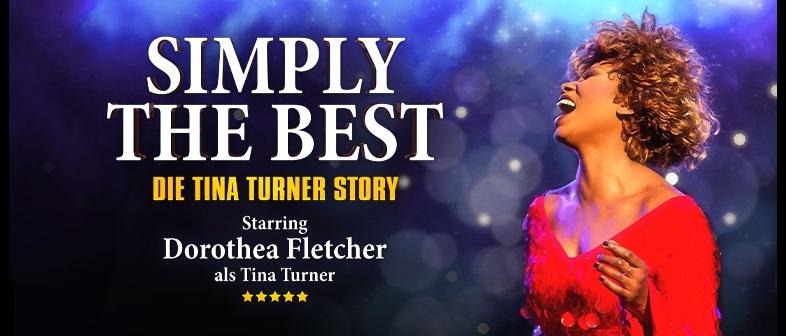 SIMPLY THE BEST Die Tina Turner Story