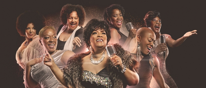RESPECT - The Aretha Franklin Tribute Show