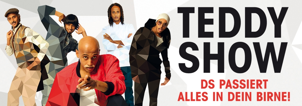 Die Teddy Show Tickets